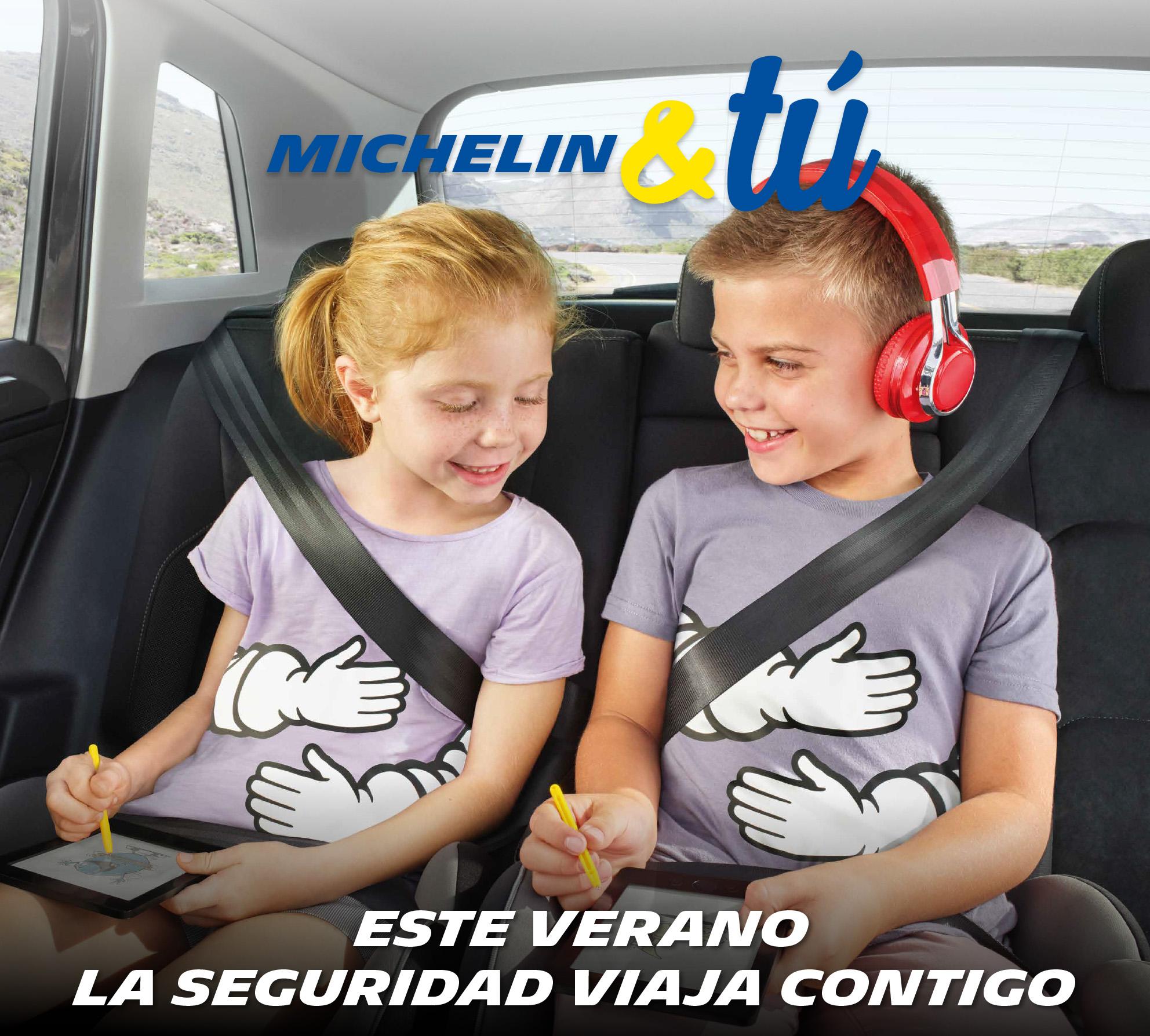 Niños en coche