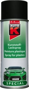 SPRAY PLAST. NEGRO 400ML