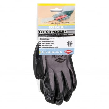 GUANTES DE PRECISION (CON LATEX)