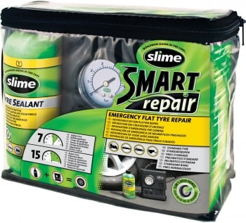 Compresor aire + producto slime kit