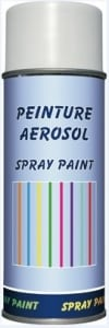 SPRAY PINTURA 400ML WHITE