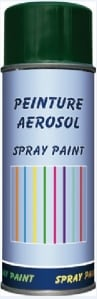SPRAY PINTURA 400ML GREEN
