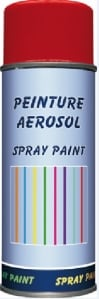 SPRAY PINTURA 400ML RED (FR/SP)