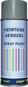 SPRAY PINTURA 400ML GREY