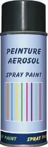 SPRAY PINTURA 400ML DARK GREY